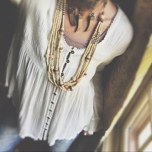 Free People Tops - BOHO: I've been know to wear my pieces backwards